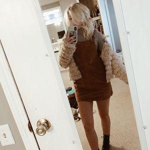 Jackets & Blazers - Furry coat